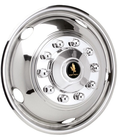 JD22105-FH 22.5 10 LUG 5HH wheel cover wheel