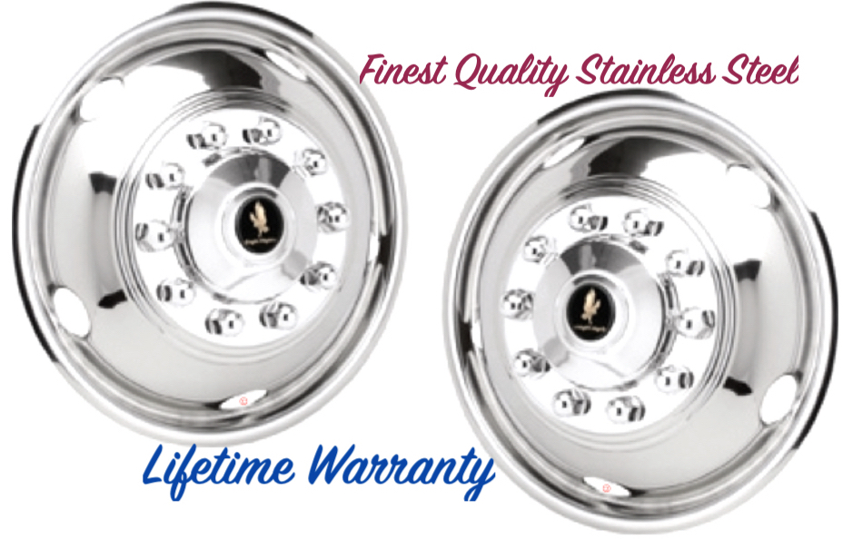 Chevy Chevrolet C3500HD 19.5 10 Lug Front Wheel