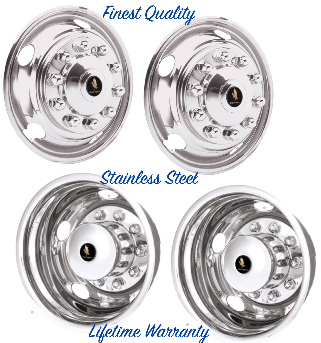 "19.5"" CHEVROLET GMC