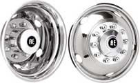 "wheel simulator wheel cover or hubcap 19.5"" for Accuride 29195"