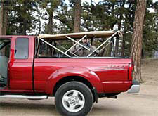 Softopper Retractable Canvas Truck Topper Camper Shell Tonneau Cover Bed