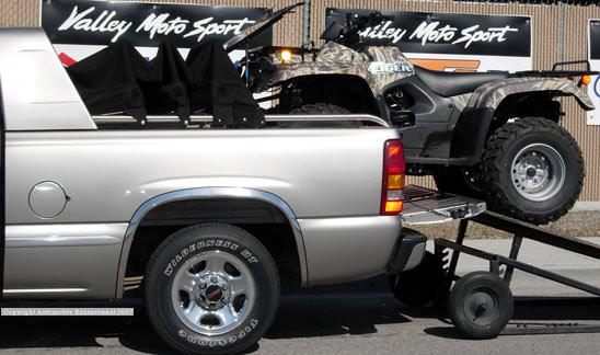 Fast Kap The Retractable Collapsible Convertible Pickup