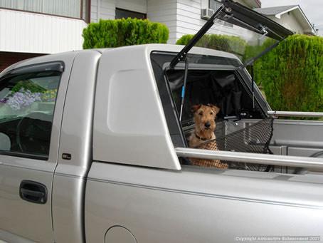 Fas Cap Pickup Truck Caps