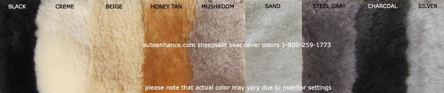 Rv Motorhome Sheepskin Captains Chair Bucket Seat Covers