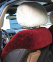 SHEEPSKIN SEAT COVER TAILOR MADE 2009