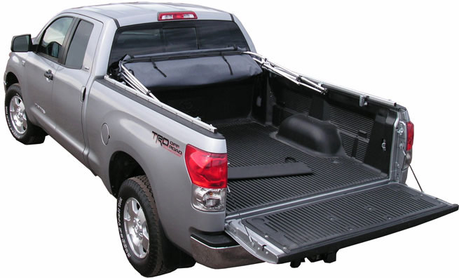 Softopper Collapsible Folding Pickup Truck Bed Cover