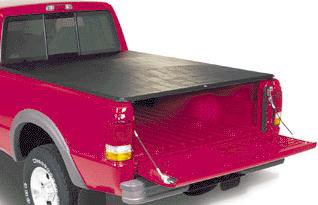 LeBra tonneau cover pickup truck bed cover top mount style